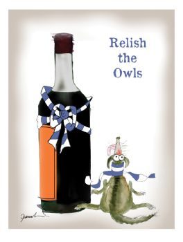 Relish the Owls